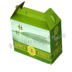 Food packaging / box / corrugated boxes