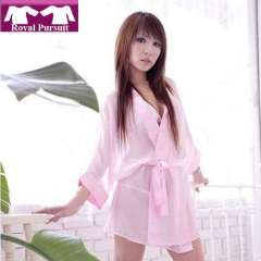 2013 New Arrival Fashion Women Sexy Lingerie Set with Underwear\Belt Trasparent Dress Exotic BabyDolls Free Shipping 15005