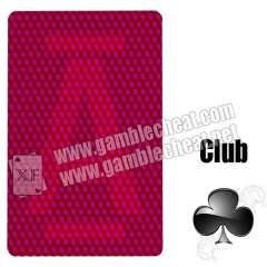 XF Marion Pro Poker Jumbo 100% Plastic Playing Cards