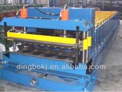 Glazed Tile Sheets Roll Forming Machine