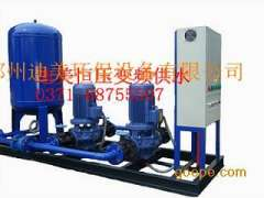 Constant pressure frequency conversion water supply equipment