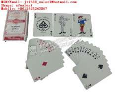 XF The Highest Playing cards-Club Special Playing Cards from Japan users\poker analyzer\poker cheat\contact lens\infrared lens\poker scanner\marked cards\invisible ink\gamble cheat\electronic