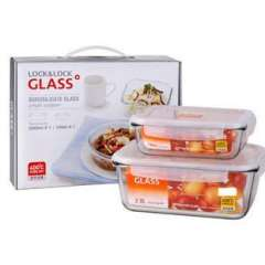 Lock airtight containers 2 Set lunch boxes | boxes dedicated microwave