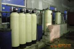 Henan automatic softener, sodium ion exchange, water softening equipment