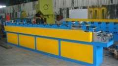 C stud profile roll forming machine