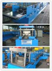 Automatic High Quality 4mm Thickness C Profile Purlin Roll Forming Machine