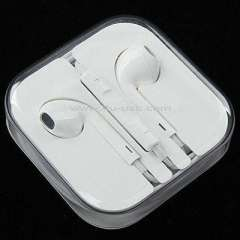 Earphone for iPhone 5 with Remote and Mic