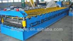 YX1250 High Strength Roof Sheet Roll Forming Machine