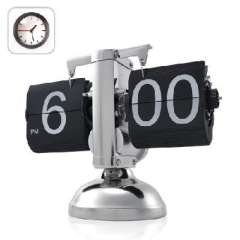 Retro flip clock boll