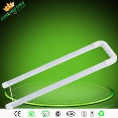 T8 U shape LED tube light with CE and RoHS certify