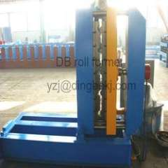 hydraulic curving machine for steel sheet