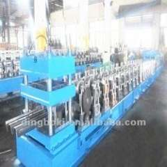 waves guardrail roll forming machine