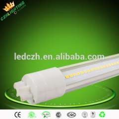 High power 20w 180lm/w SMD2835 led tube light Ra)80 with white/nature/warm white