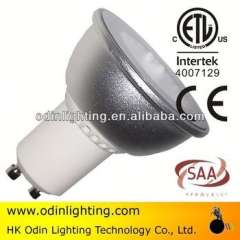 saa luce domestica high lumen saa ETL 4W GU10 led spotlight