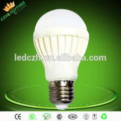 Manufacturer direct selling 5w 7w e27 led light bulb with cool white