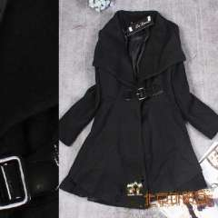European and American style, ms new winter, skirt, long female cloth coat coat