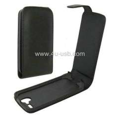 Leather Skin Case for HTC G7 Desire