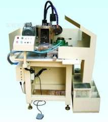 Secondary processing machine. Automatic sectional edge milling machine