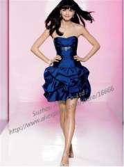 Best Selling Free Shipping Free shipping short taffeta homecoming Dresses