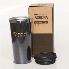 High-grade glass office Cup | double insulated plastic cups | stainless steel portable cups | Custom logo
