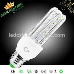 led bulb lighting 3w 5w led u shape lamp 120lm/w 2u/3u led bulb