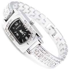 Quartz watches Korean fashion watches | diamond bracelet fashion watch | watch female table steel