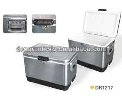 ice chest, ice cooler, insulated cooler, beer cooler