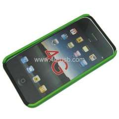 Plastic Skin Case for iPhone 4
