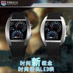 2013 New | LED Korean authentic atmosphere TVG male table | Creative car dashboard | waterproof watch male