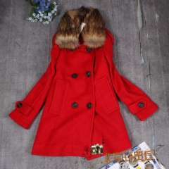 With Japanese, superman gas explosion, new winter cloak type removable heavy hair coat coat collar female model