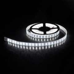 Double Row IP67 LED Strip Light 600Leds 5050 RGB