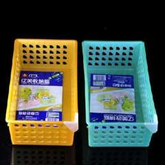 Billion US home square Multipurpose Storage Basket ( 3510 ) Random Color