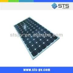 best price power 110W solar panel