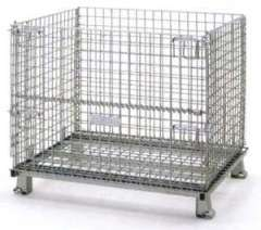 Folding Stillage\ Collapsible Cage Pallet