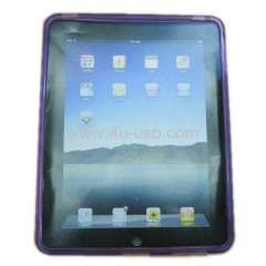Frosted Silicone skin for iPad