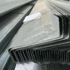Q195 hot rolled galvanized z purlin manufactures