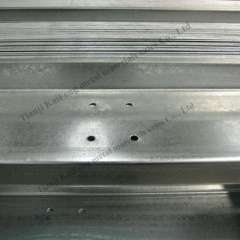 Q345 light weight c steel purlin in China