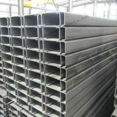 gb\t707-1988 steel c channel from China
