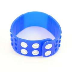 Fashion | unisex | replaceable silicone strap | Blue