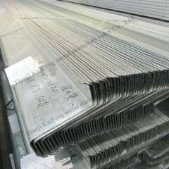 Q345 Z60 Tianjin steel galvanized steel z purlin for house roof