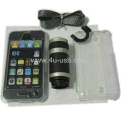 Mobile Phone Telescope (zoom), For iPhone 3G, iPhone 3GS Camera Lens