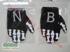 Personalized fashion motorcycle gloves | Fingerless gloves | protective palm 68