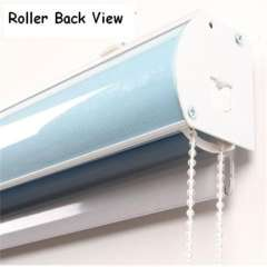 Free Shipping (size:100cmX100cm) 1piece Window Roller Blinds Curtain
