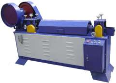 Straightening and Cutting Machine - Straightening machine to increase machine