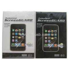 Anti-Glare Matte Screen Protector for iPhone 4