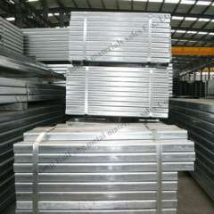 galvanized steel c channel steel dimensions for warehouse
