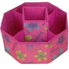 Oxford cloth printing directions Treasure 5 grid storage box | Random Color