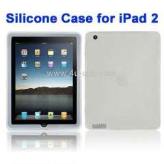 Silicon Skin Case Cover for iPad 2