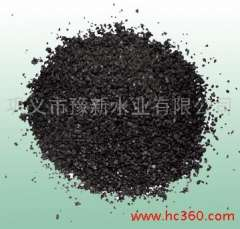 Supply of anthracite filter water treatment materials
