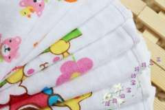 22g ! super soft waffle baby gauze handkerchief 100% bib cotton sweat absorbing towel small towel